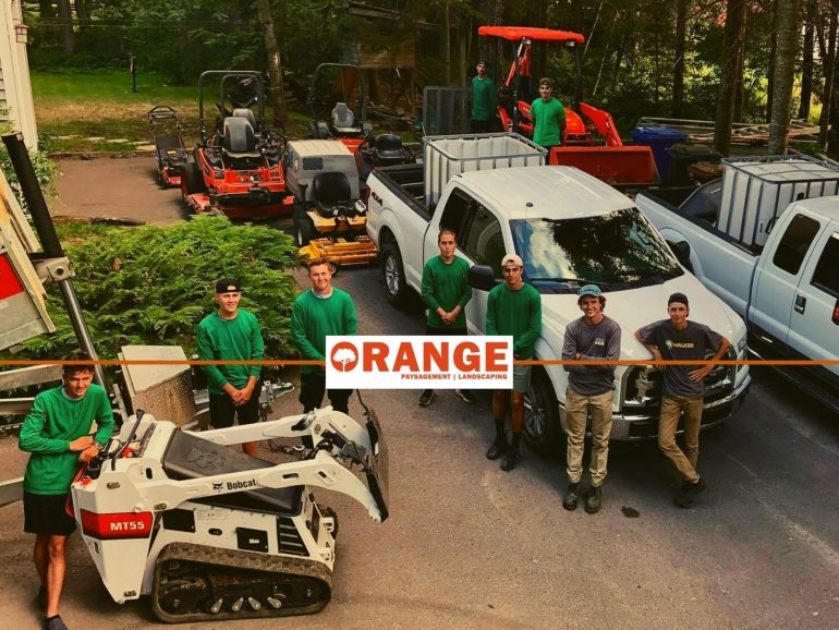 GenZ Landscapers: Meet the 20-year-olds behind Orange Landscaping